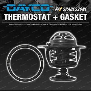 DAYCO Thermostat + Gasket for Honda HRV GH RU Odyssey RA CRV RD Prelude BB