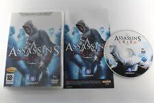 PC ASSASSINS ASSASSIN'S CREED COMPLETO PAL ESPAÑA