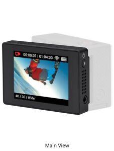Genuine GoPro LCD Touch Screen BacPac 3.5mm headphone jack Hero3/3+/4 + Backdoor