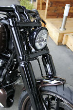 Faltenbälge für Harley Davidson Breakout Bj 13-17 Gabelcover Schutz Cover Set