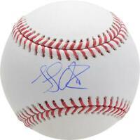 Luke Voit New York Yankees Autographed Baseball Fanatics Authentic Certified