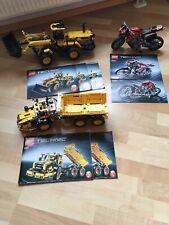 Lego Technic Technik Konvolut, Sammlung 8264 , 8265 und 8051