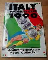 World Cup 1990 Coppa Del Mondo coin / token / medal - choose nation from list