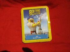 "COMBO BLU-RAY + DVD NEUF ""BOB L'EPONGE, LE FILM : UN HEROS SORT DE L'EAU"""