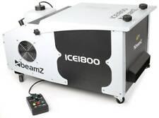 Beamz Ice1800 brouillard Machine glace Fumée À 1800w DMX Mode