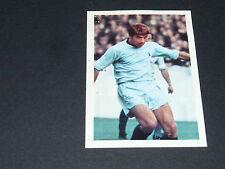 72 ERNIE MACHIN COVENTRY CITY SKY BLUES FKS PANINI FOOTBALL ENGLAND 1970-1971