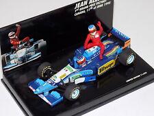 1/43 Minichamps Benetton Schumacher ALESI 1st Victory Canada 1995 TAXI