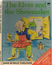 Vintage 1966 THE ELVES AND THE SHOEMAKER Start-Right Elf Book RAND McNALLY