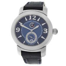 Authentic Men's Ulysse Nardin Macho Palladium 278-70/632 Automatic 43MM Watch