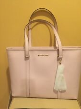 Michael Kors Sady Large Leather Tote Bag In Blossom 100% Authentic NWT $438.00