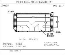 TYC 2317 Radiator