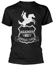 Against Me! 'Cowboy' T-Shirt - NEW & OFFICIAL!