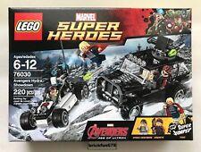 Lego Marvel Superheroes 76030 Avengers Hydra Showdown New In Factory Sealed Box