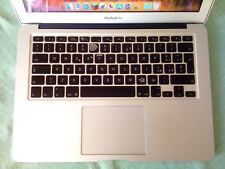 "MacBook Air 13"" Intel Cor2 Duo 1,86 GHz Memoria 4 GB Cache L2 6 MB HD120GB SSD"