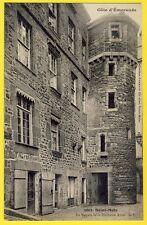 cpa Bretagne SAINT MALO (Ille et Vilaine) MAISON de la DUCHESSE ANNE Tourelle
