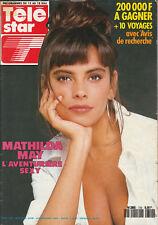 Télé Star N°710 - Mathilda May - Rick Hunter - Jane Badler - Charles Trenet