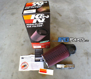 K&N Drop In Replacement Air Filter For All 1994-2001 Acura Integra LS GSR Type R