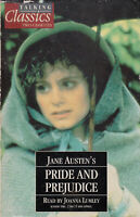 Jane Austen Pride And Prejudice Talking Classics 2 Cassette Audio Book Abridged