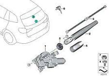 Wiper Blade Rear Genuine BMW X5 G05 61627442093