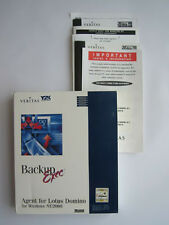 VERITAS Backup Exec Agent Lotus Domino Windows NT 2000
