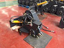 Stump Grinder wood chipper swing type 4 mini diggers/ loaders fits dingo kanga