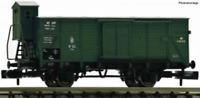 Fleischmann 835705 N Gauge KBayStsB G Box Wagon I
