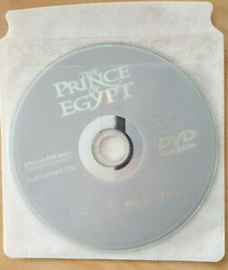 Dreamworks - The Prince Of Egypt (DVD, 2002)