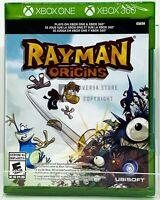 Rayman Origins - Xbox 360 / Xbox One - Brand New   Factory Sealed