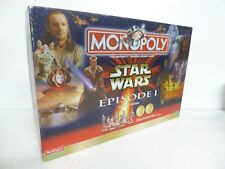 Star Wars Episode 1 Monopoly Collector Edition - No Instructions