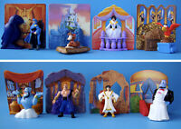 McDonald's Disney's Aladdin King of Thieves Complete Set of All 8 - Vintage 1996