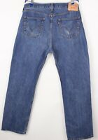 Levi's Strauss & Co Hommes 751 Jeans Jambe Droite Taille W38 L32 BBZ352