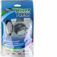 Wpro Powerfresh Washing Machine Cleaning Tablets