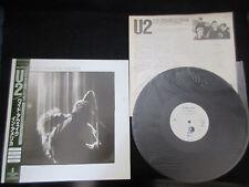 U2 Wide Awake in America Japan 4 Tracks Vinyl Mini LP w OBI Promo Bono Edge Eno