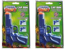 Sure Shot Swat Gun - 8 Ring Cap Gun - Pack of 2
