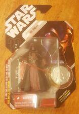 Darth Revan 30th Anniversary Action Figure. Rare Darth Vader Backer Card!