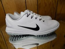 Womens Nike Lunar Control Vapor 2 Golf Shoes Sz 8 White 909083 100