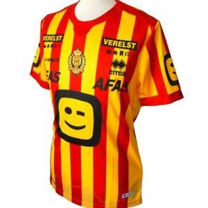 KV MECHELEN Errea Mens Home Football Shirt 2021-2022 New Mens Jersey