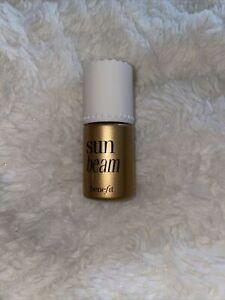 Benefit Sun Beam Golden Bronze Complexion Highlighter 10ml/0.33oz -Hoursz (GC13)