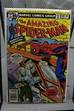 Amazing Spider-Man #189 Marvel 1979 Marv Wolfman John Byrne Cover Man-Wolf 9.0