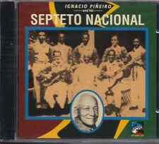 Salsa RARE CD Ignacio Piñeiro & Septeto Nacional LINDO YAMBU Tumbao Records
