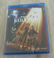 Rage of Bahamut Genesis Blu Ray DVD 4 Disc 2016 Funimation 1-12 Anime
