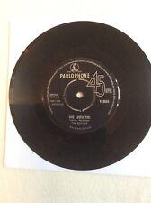 Los Beatles ella Te Ama/yo te llevará R5055 primera prensa AUG 23rd 1963 en muy buena condición
