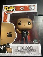 Funko Pop! Wwe- The Rock #78