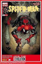 SPIDER-MAN 5 5B 05B Nov 2013 Spiderman Scarlet Superior Panini Marvel # NEUF #