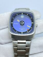 Vintage Zodiac Astrographic SST Mystery Dial Automatic Men's Watch with Date 36m