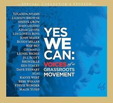 NEW! Yes We Can: Voices of a Grassroots Movement VARIOUS ARTISTS DP