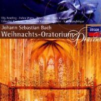 AMELING/WATTS/PEARS/MÜNCHINGER/SGKO/+ - BACH-WEIHNACHTS-ORATORIUM (GA) 2 CD NEU