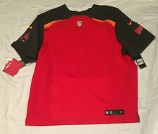 Tampa Bay Buccaneers Blank Jersey Men'S Size 60 Football Nfl New Nike Sewn