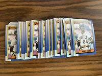 (90) Barry Bonds 1990 Topps #220 Pittsburgh Pirates Recent Breaks