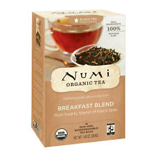 Numi Organic Tea - Breakfast Blend - Fair Trade